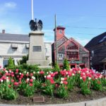 Kennebunkport Docksquare Maine