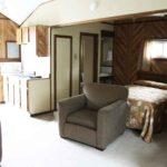 Cottage 12 Living room